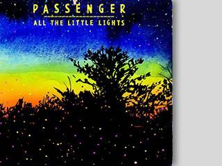 """PASSENGER: """"ALL THE LITTLE LIGHTS"""" (WARNER)"""