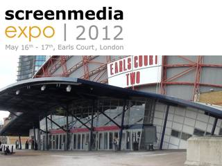Screenmedia Expo London 2012