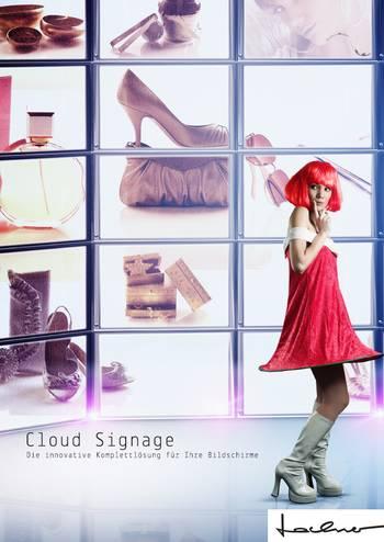 Cloud Signage
